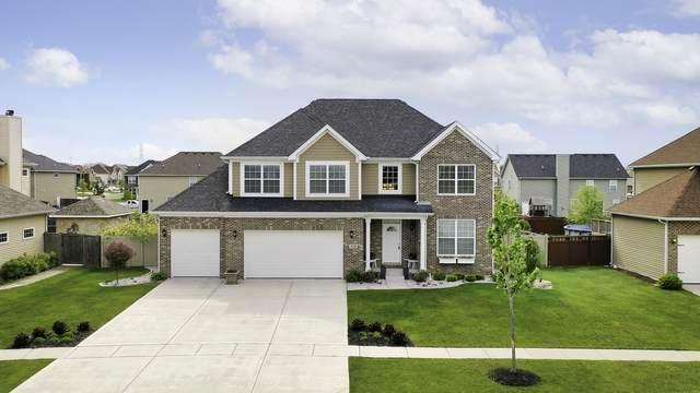318 W Frontier Drive, Minooka, IL 60447 (MLS #11084753) :: Helen Oliveri Real Estate