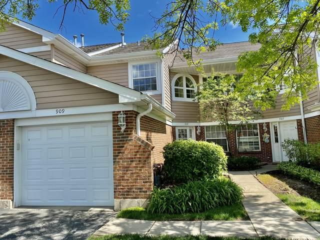 909 W Happfield Drive, Arlington Heights, IL 60004 (MLS #11084766) :: Helen Oliveri Real Estate