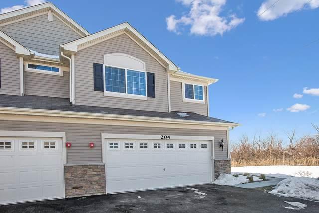 204 Owen Street, Matteson, IL 60443 (MLS #11084775) :: Helen Oliveri Real Estate