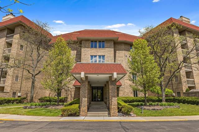 1250 Rudolph Road 1D, Northbrook, IL 60062 (MLS #11084776) :: Helen Oliveri Real Estate