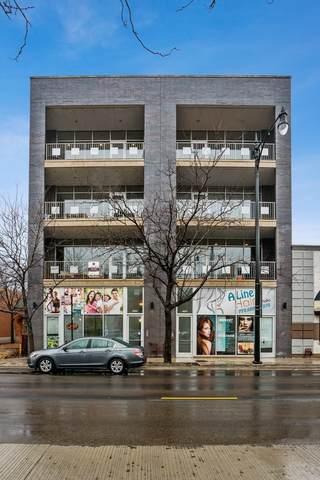 3240 N Milwaukee Avenue #2, Chicago, IL 60618 (MLS #11084779) :: Ryan Dallas Real Estate