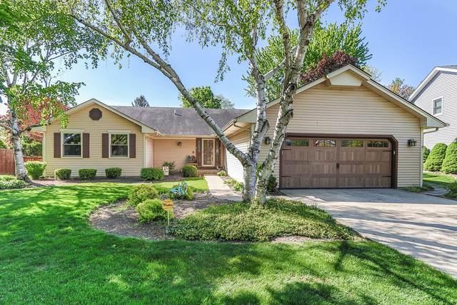 409 Butterfield Court, Hoffman Estates, IL 60067 (MLS #11084788) :: Helen Oliveri Real Estate