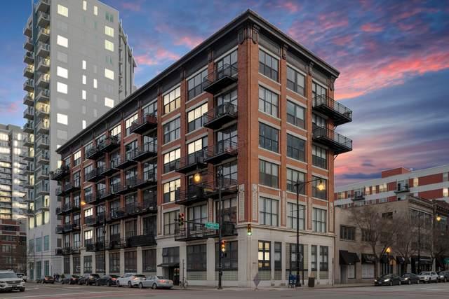 1601 S Michigan Avenue #107, Chicago, IL 60616 (MLS #11084813) :: Lewke Partners