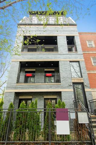 2335 W Montrose Avenue #2, Chicago, IL 60618 (MLS #11084816) :: Helen Oliveri Real Estate