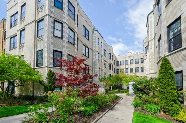 544 Sheridan Road 1W, Evanston, IL 60202 (MLS #11084828) :: Helen Oliveri Real Estate