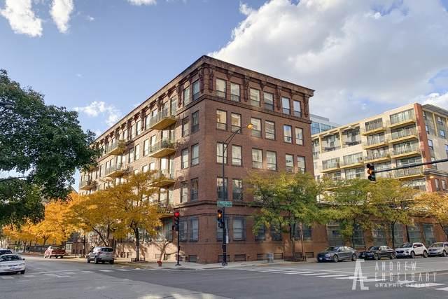 1910 S Indiana Avenue #210, Chicago, IL 60616 (MLS #11084837) :: Lewke Partners