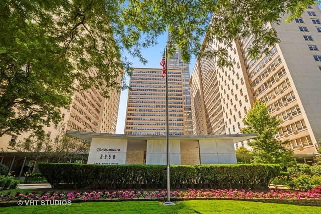 3950 N Lake Shore Drive #2020, Chicago, IL 60613 (MLS #11084850) :: Helen Oliveri Real Estate