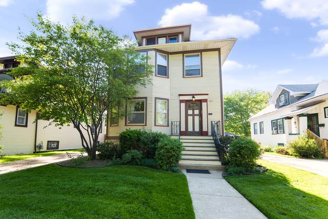 627 N Humphrey Avenue, Oak Park, IL 60302 (MLS #11084852) :: Helen Oliveri Real Estate