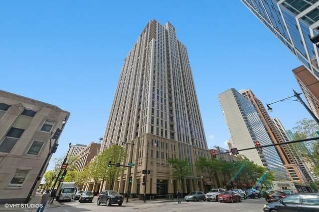 1250 S Michigan Avenue #2506, Chicago, IL 60605 (MLS #11084853) :: Lewke Partners