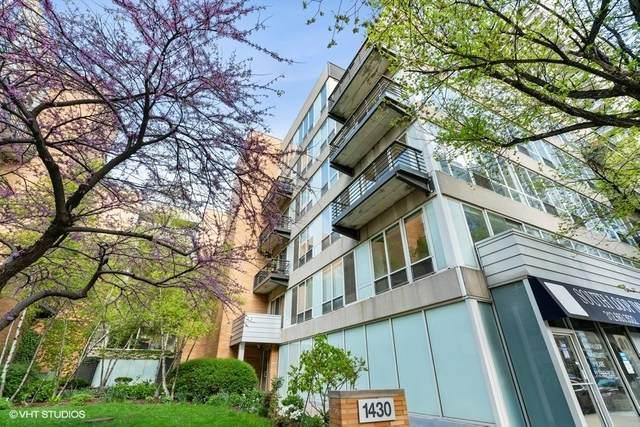 1430 S Michigan Avenue #401, Chicago, IL 60605 (MLS #11084861) :: Ryan Dallas Real Estate