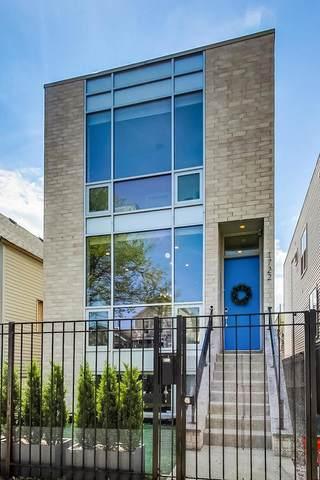 1722 N Mozart Street, Chicago, IL 60647 (MLS #11084887) :: Carolyn and Hillary Homes