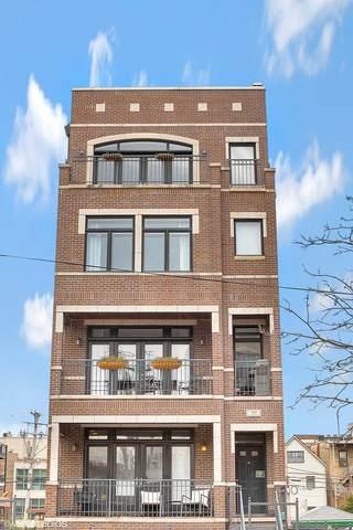 744 W Belmont Avenue 2F, Chicago, IL 60657 (MLS #11084909) :: Helen Oliveri Real Estate