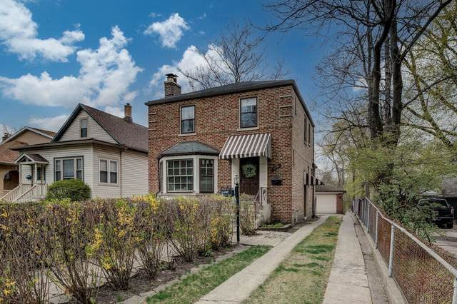 10763 S Longwood Drive, Chicago, IL 60643 (MLS #11084966) :: Helen Oliveri Real Estate