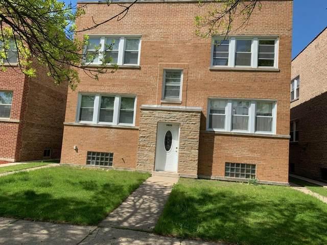 2828 W Farragut Avenue W 2E, Chicago, IL 60625 (MLS #11085037) :: Littlefield Group