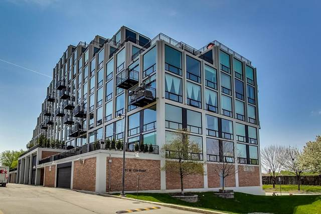 61 W 15th Street #701, Chicago, IL 60605 (MLS #11085075) :: Lewke Partners