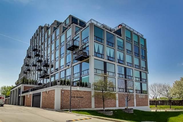 61 W 15th Street #701, Chicago, IL 60605 (MLS #11085075) :: Ryan Dallas Real Estate