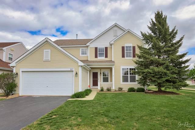 307 Larkspur Lane, Round Lake, IL 60073 (MLS #11085077) :: Helen Oliveri Real Estate