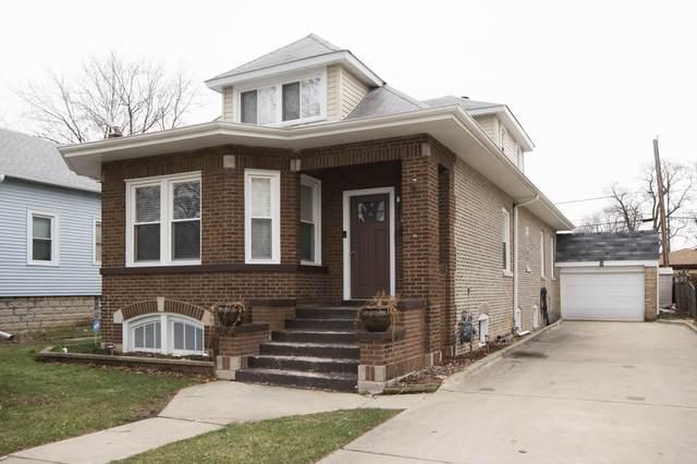 2912 Hawthorne Street, Franklin Park, IL 60131 (MLS #11085092) :: Littlefield Group