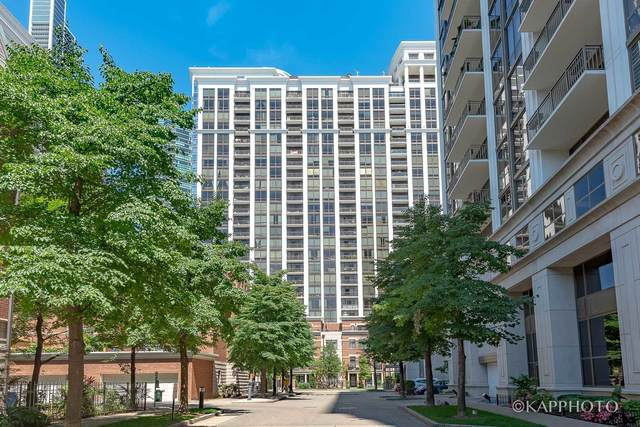 233 E 13th Street #1908, Chicago, IL 60605 (MLS #11085125) :: Lewke Partners