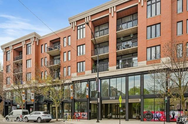 3232 N Halsted Street D412, Chicago, IL 60657 (MLS #11085165) :: Touchstone Group