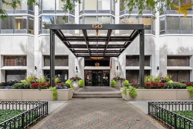 50 E Bellevue Place #2205, Chicago, IL 60611 (MLS #11085204) :: Lewke Partners