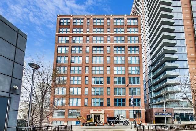 124 W Polk Street #407, Chicago, IL 60605 (MLS #11085224) :: Lewke Partners