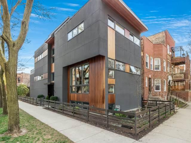 852 N Rockwell Street, Chicago, IL 60622 (MLS #11085234) :: Lewke Partners