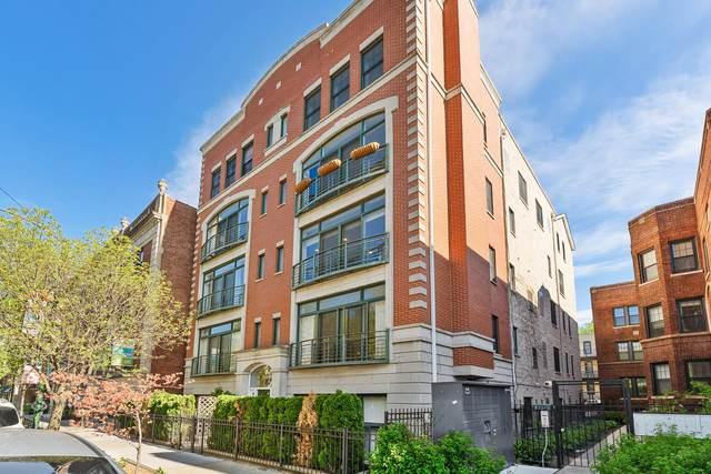727 W Belmont Avenue #5, Chicago, IL 60657 (MLS #11085258) :: Lewke Partners