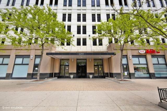 1255 S State Street #1801, Chicago, IL 60605 (MLS #11085277) :: Lewke Partners