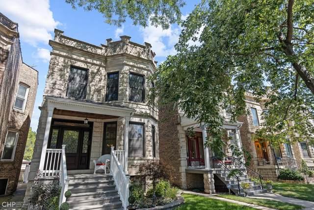 2022 W Waveland Avenue, Chicago, IL 60618 (MLS #11085284) :: Lewke Partners