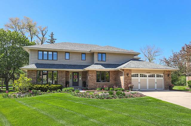 1250 Wallen Place, Downers Grove, IL 60516 (MLS #11085288) :: Helen Oliveri Real Estate