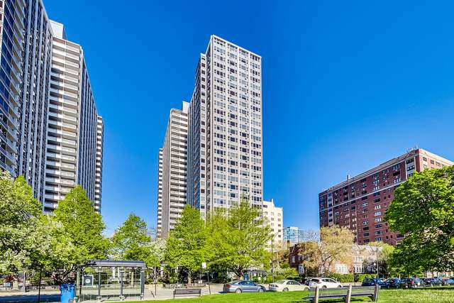 4250 N Marine Drive #728, Chicago, IL 60613 (MLS #11085293) :: Lewke Partners