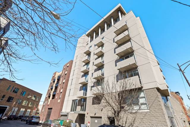 950 W Erie Street #301, Chicago, IL 60642 (MLS #11085297) :: Lewke Partners