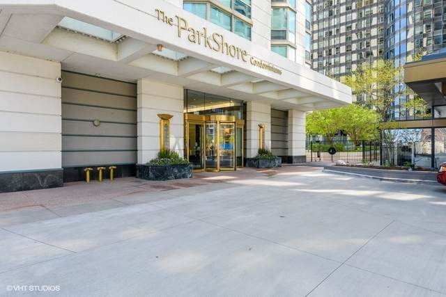 195 N Harbor Drive #4701, Chicago, IL 60601 (MLS #11085333) :: Lewke Partners