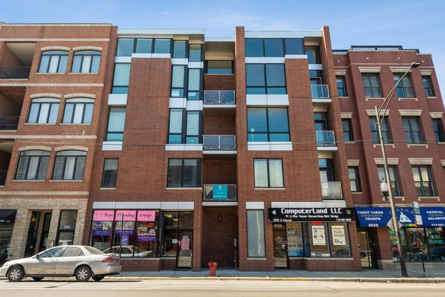 2628 N Halsted Street 2N, Chicago, IL 60614 (MLS #11085338) :: Lewke Partners