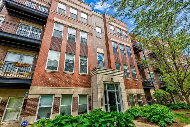 1255 N Orleans Street #1204, Chicago, IL 60610 (MLS #11085350) :: Lewke Partners