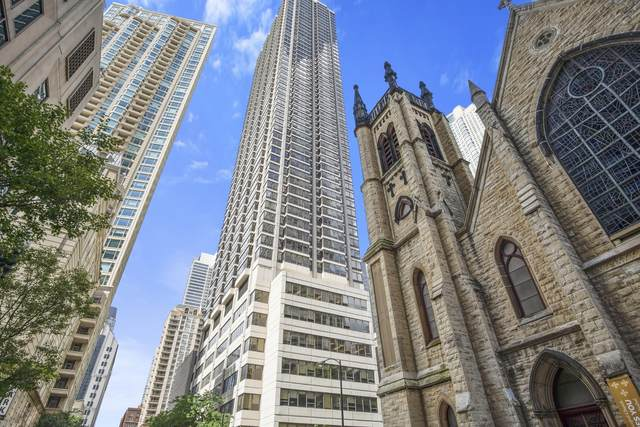 30 E Huron Street #4510, Chicago, IL 60611 (MLS #11085365) :: Lewke Partners