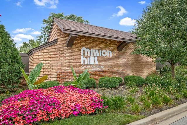 3801 Mission Hills Road E-412, Northbrook, IL 60062 (MLS #11085367) :: Littlefield Group