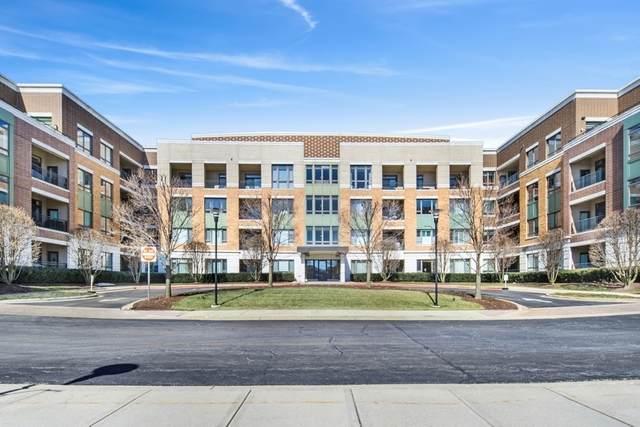 1000 Village Center Drive #107, Burr Ridge, IL 60527 (MLS #11085369) :: The Wexler Group at Keller Williams Preferred Realty