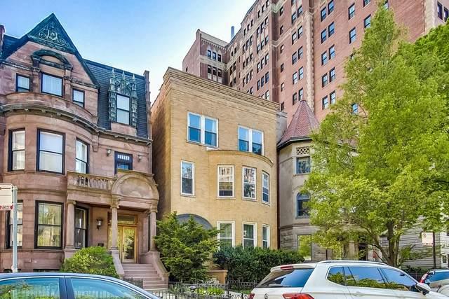 421 W Oakdale Avenue #3, Chicago, IL 60657 (MLS #11085375) :: Lewke Partners