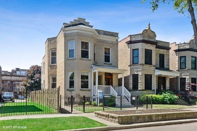 1207 W Newport Avenue, Chicago, IL 60657 (MLS #11085394) :: Lewke Partners