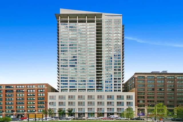 701 S Wells Street #1207, Chicago, IL 60607 (MLS #11085421) :: Lewke Partners