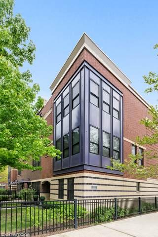 1151 N Hudson Avenue #105, Chicago, IL 60610 (MLS #11085435) :: Lewke Partners