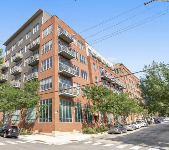 824 W Superior Street #508, Chicago, IL 60642 (MLS #11085451) :: Lewke Partners