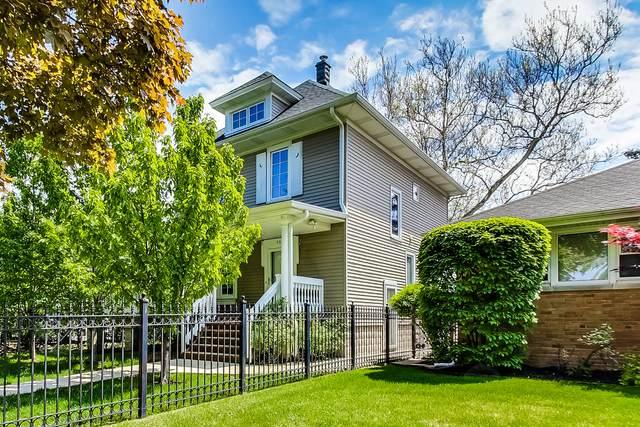 5015 W Balmoral Avenue, Chicago, IL 60630 (MLS #11085452) :: Helen Oliveri Real Estate