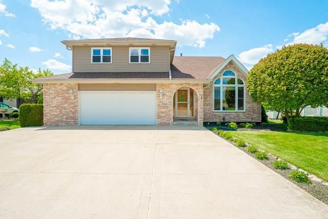 15148 Olympic Lane, Lockport, IL 60441 (MLS #11085456) :: Helen Oliveri Real Estate