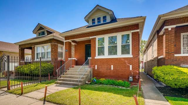7122 S Oakley Avenue, Chicago, IL 60636 (MLS #11085465) :: Helen Oliveri Real Estate