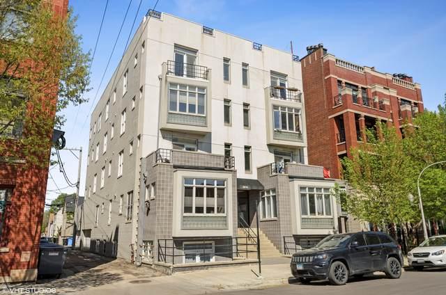 2814 N Sheffield Avenue 1S, Chicago, IL 60657 (MLS #11085480) :: Lewke Partners