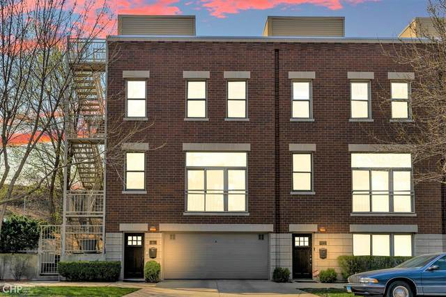 826 N Lessing Street A, Chicago, IL 60642 (MLS #11085489) :: Lewke Partners