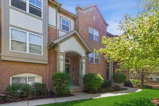 1098 N Claremont Drive #1, Palatine, IL 60074 (MLS #11085512) :: Lewke Partners